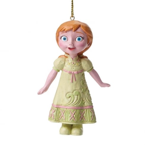 Disney Traditions Anna Hanging Figurine