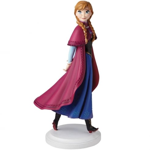 Disney Archives Collection Anna Maquette Reproduction