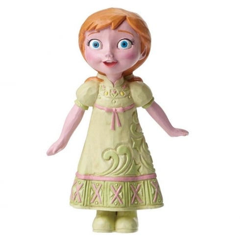Disney Traditions Anna Mini Figurine