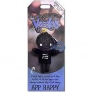 App Happy Voodoo Keyring