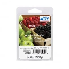 Apples & Berries Scented Wax Cube Melts