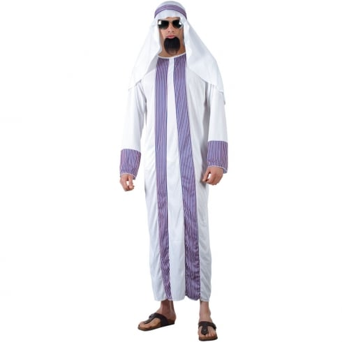 Wicked Costumes Arab Sheik Plus