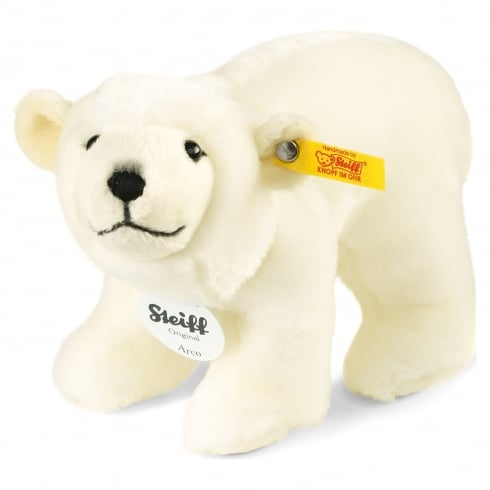 Steiff Arco Polar Bear White