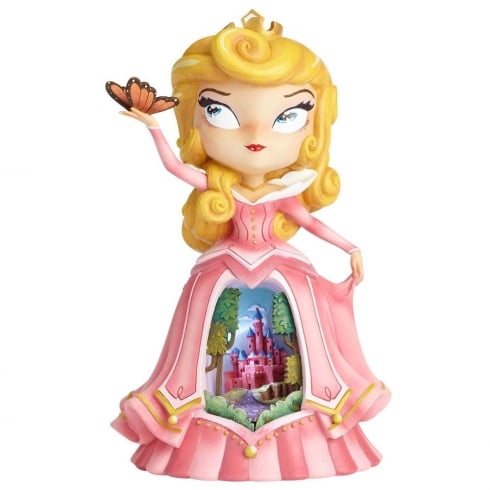 The World of Miss Mindy Presents Disney Aurora Figurine