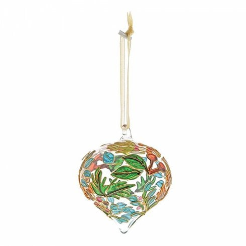 Enesco Autumn Flower Hanging Ornament