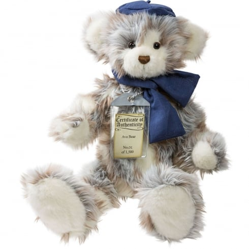 Silver Tag Bears Ava Limited Edition Bear