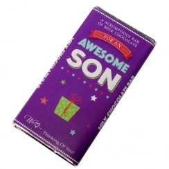 Awesome Son Milk Chocolate Bar