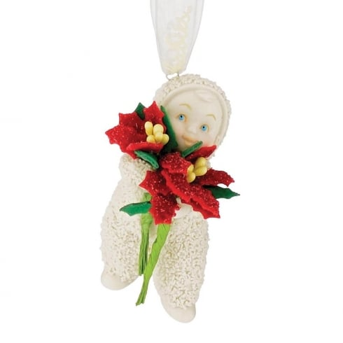 Snowbabies Baby Blossoms Figurine