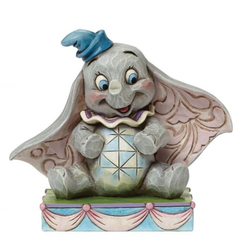 Disney Traditions Baby Mine Baby Dumbo Figurine