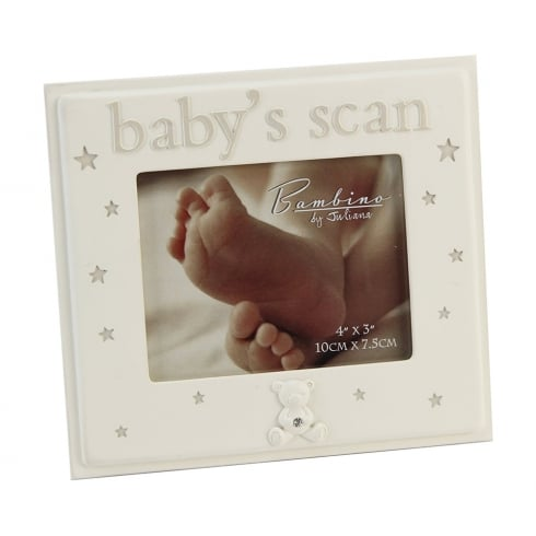 Widdop Bingham Baby Scan 4 x 3 Photo Frame