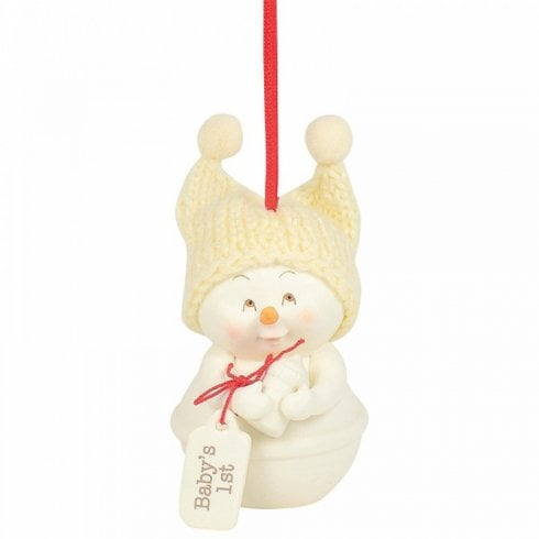 Department 56 Babys 1st Hanging Ornament