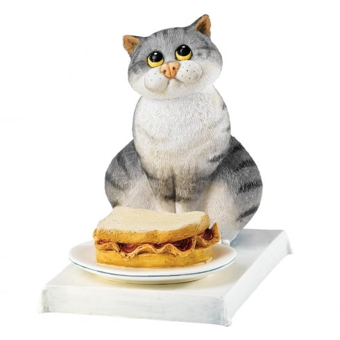 Comic & Curious Cats Bacon Butty