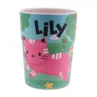 Bamboo Crew Beaker Kittens Lily