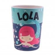 Bamboo Crew Beaker Mermaid Lola