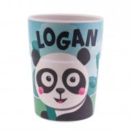 Bamboo Crew Beaker Panda Logan