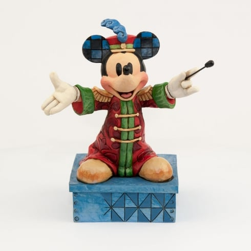 Disney Traditions Band Concert Mickey Mouse Conductor