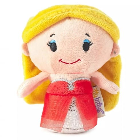 Hallmark Itty Bittys Barbie Celebration Holiday