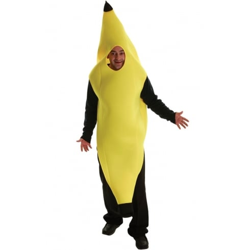 Wicked Costumes Barmy Banana Man