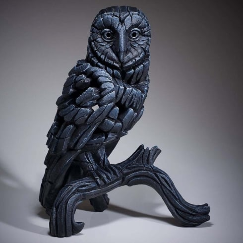 Edge Sculpture Barn Owl Midnight ED25M