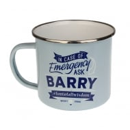 Barry Tin Mug 30
