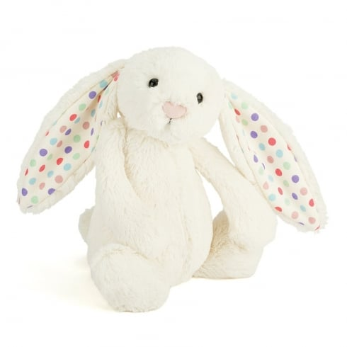 Jellycat Bashful Dot Bunny Medium 31cm