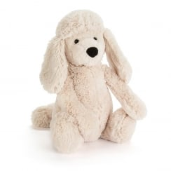Bashful Poodle Pup Medium 31cm