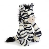 Bashful Zebra Medium 31cm
