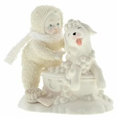 Bath Time Figurine