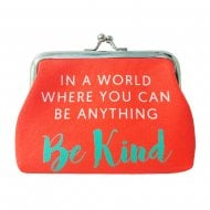 Be Kind - Coin Purse