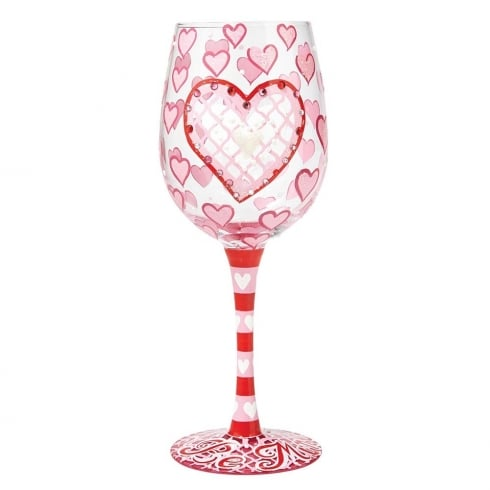 Lolita Be Mine Wine Glass
