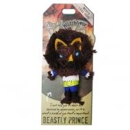 Beastly Prince Voodoo Keyring