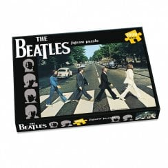 Beatles Abbey Road 1000 Piece Family Puzzle