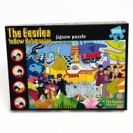 Beatles Yellow Submarine 1000 Piece Family Puzzle