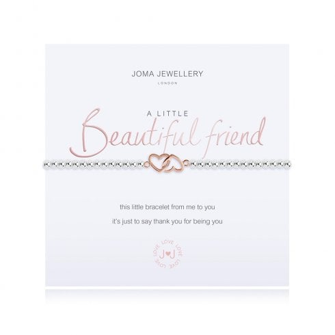 Joma Jewellery Beautiful Friend Bracelet