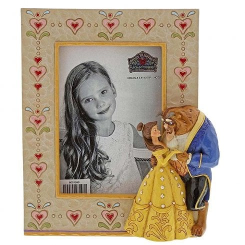Disney Traditions Beauty and the Beast Photo Frame