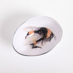 Bee Oval Bowl 16cm