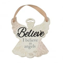 Believe Angel Hanger