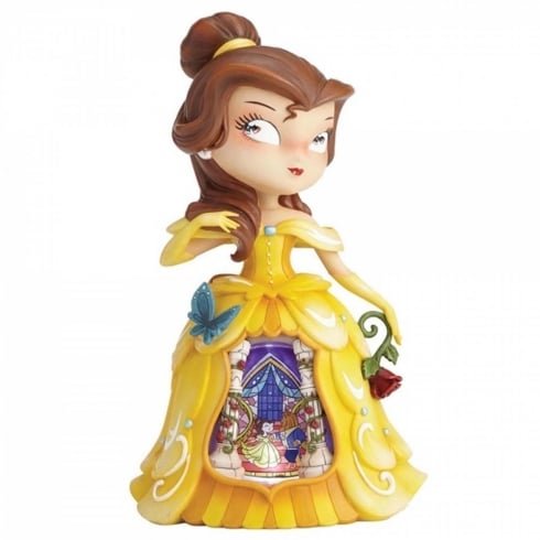The World of Miss Mindy Presents Disney Belle Figurine