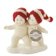 Best Friends Snowbabies Figurine