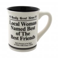 Best Of The Best Friends Mug