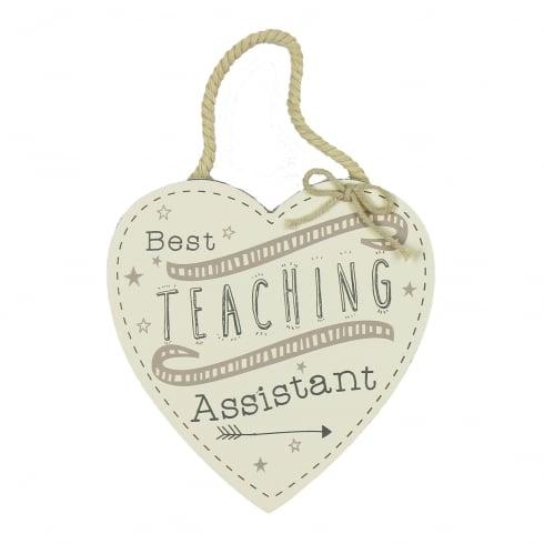 Teaching Assistant Plaques Unique Ornament Present Best Teacher Gift Teacher