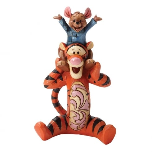Disney Traditions Bestest Pals Tigger and Roo