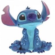 Big Trouble Stitch Statement Figurine