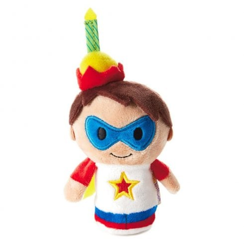 Hallmark Itty Bittys Birthday Hero - US Edition