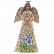 Birthstone Angel February