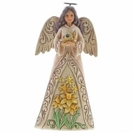 Birthstone Angel March