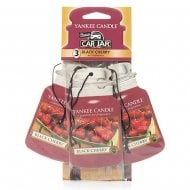 Black Cherry Car Jar Air Freshener Pack Of 3