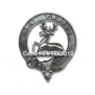 Blair Clan Crest Key Fob