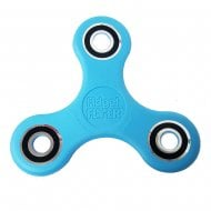 Blank Blue Fidget Flyer