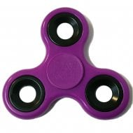 Blank Purple Fidget Spinner